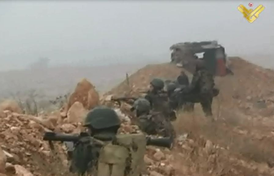Photo of Syrian Army Advances in Rima Farms, Besieging Yabroud in Qalamoun