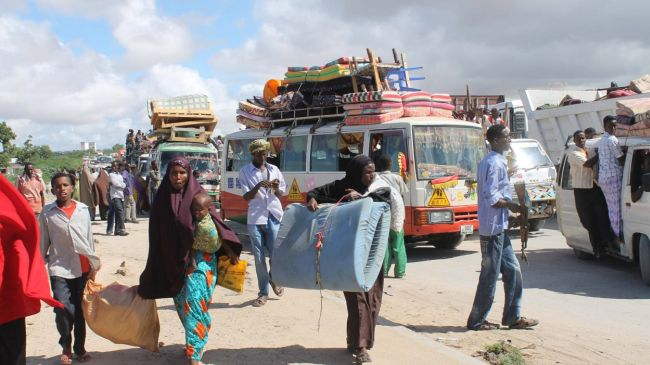 Photo of Newly displaced Somalis face dire situation