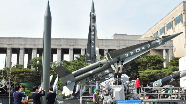 North Korea test-fires two ballistic missiles