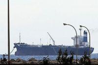 Photo of US navy hands over runaway oil tanker to Libya