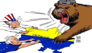 In cartoon: Ukraine in crisis