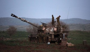 11 Syrians injured in Israeli attacks from Golan Heights