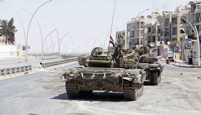 Photo of Syrian army kills scores of militants in Aleppo's Hanano