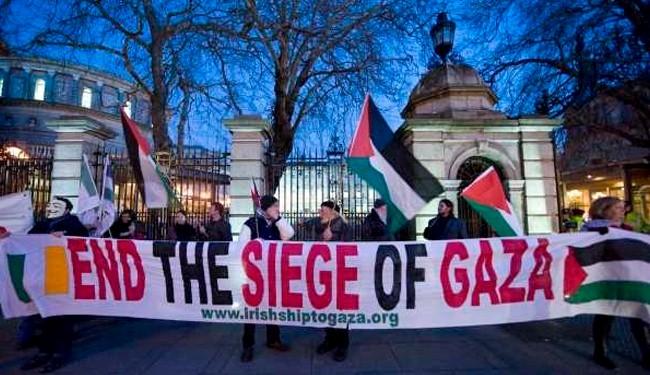Irish students boycott Israeli regime