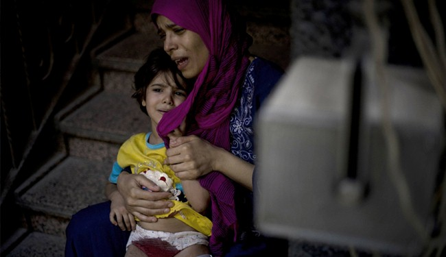 Other side of war; Horrible report of health condition in Syria