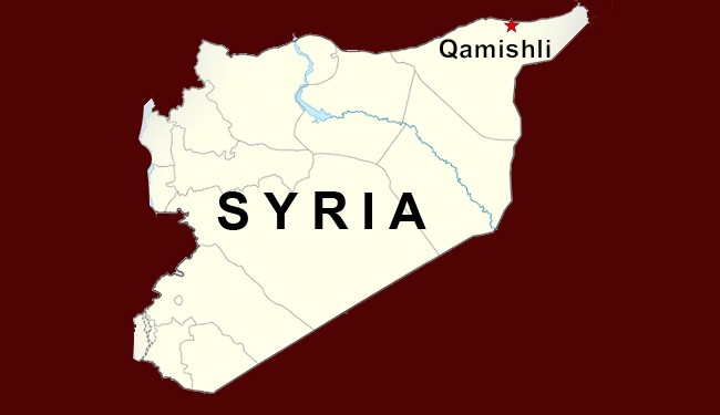 Three suicide bombrs attack hotel in Syria's Qamishli
