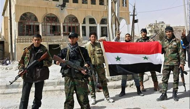 Photo of Syria army takes control of Rima Farms in Yabroud, kills many militants
