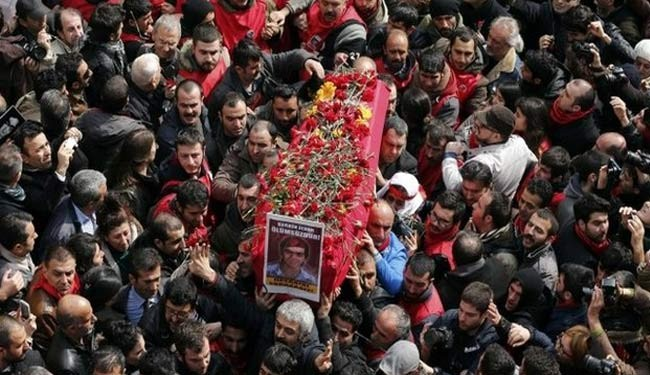 Photo of Two killed in new protest rallies across Turkey