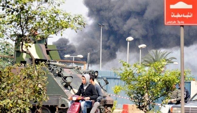 Photo of Lebanon's Tripoli clashes kill 12, including soldier