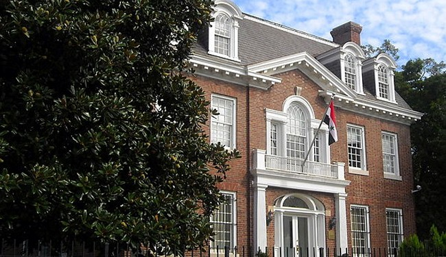 Damascus slams US on illegal closure of Syrian embassy