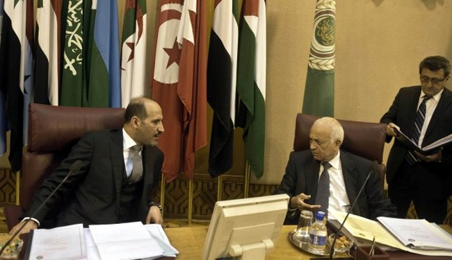 Photo of Opposition fail to get Syria Arab League seat