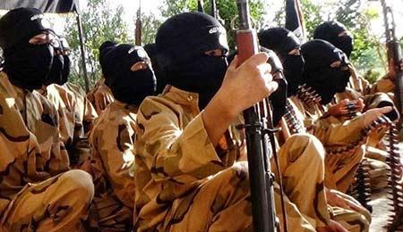 Photo of Syria Terrorists Preparing Children as Suicide-Bombers
