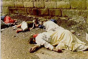 Photo of (Photo) THE GREAT TERROR ( DEMOCRACY OF US)  HALABJA