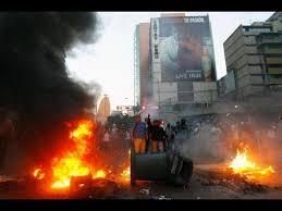 Photo of Street clashes inflict billions on Venezuela: President