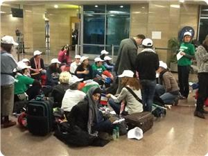 Photo of Egypt bars solidarity women delegation's access to Gaza