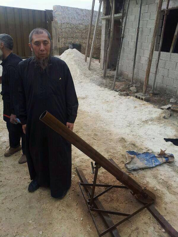 Photo of Photo- Japanese terrorist in Syria