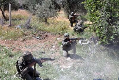 Photo of Syrian Army Strikes Terrorist Groups Northern Latakia