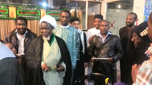 Photo of Photos- Prominent Scholar Sheikh Ibraheem Zakzaky Visits African Students in Iran