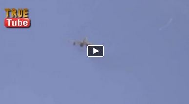 Photo of Video- Syrian Air Force MiG-29 jet targeting terrorists with a direct hit