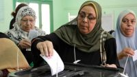 '2 candidates to run for Egypt president'