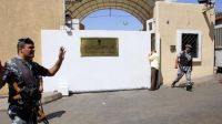 'Saudi Embassy hosting Syria militants'