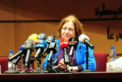 Photo of International Peace Activists Group holds several meetings in Damascus