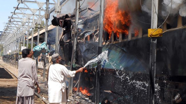24 killed, dozens injured in Islamabad bomb attack