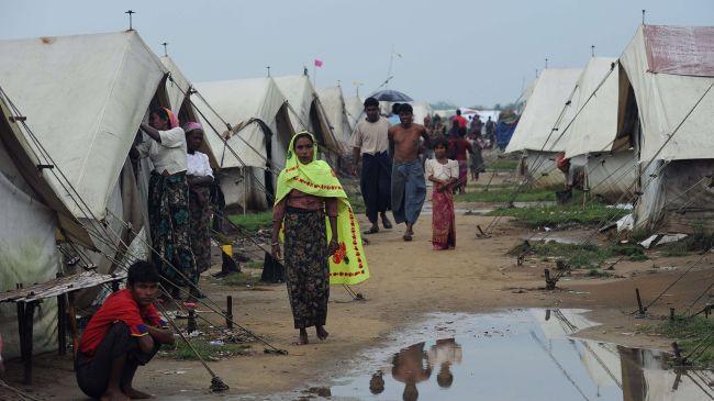 Photo of 'Food shortage looms in W Myanmar'