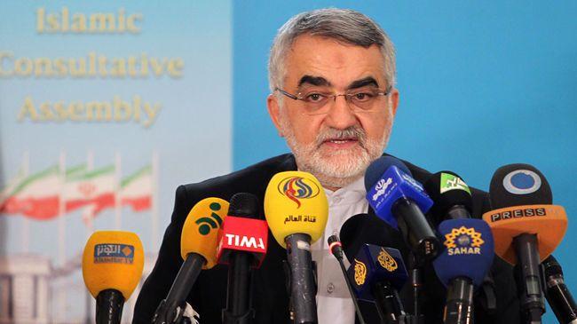 357045_Iran-lawmaker-Boroujerdi