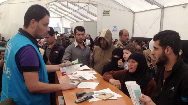 Photo of Syria refugees in Lebanon exceed 1 million: UN