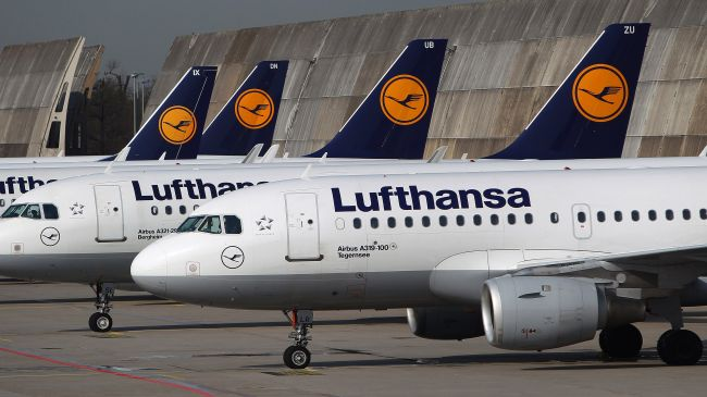 Photo of Pilots strike to cost 35-75mn euros: Lufthansa