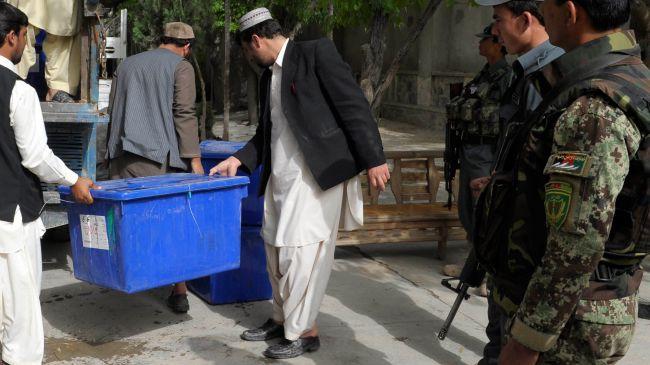 Photo of Countdown begins for Afghanistan presidential vote