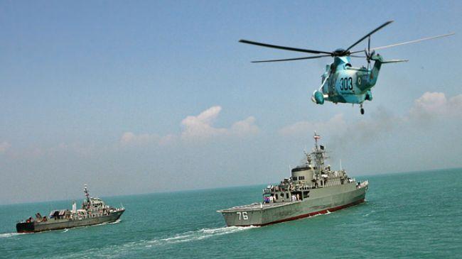 357285_Iran-Navy-Ship