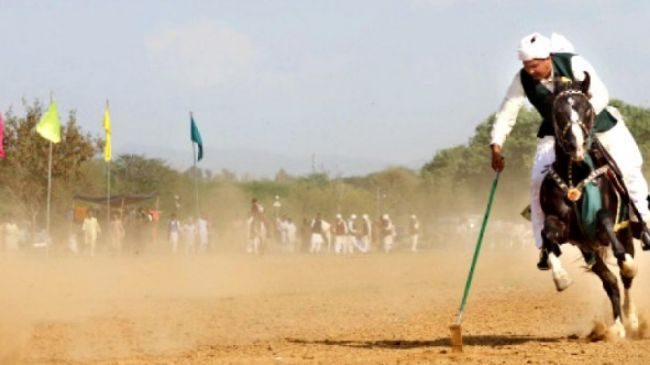Photo of Major tent pegging contest held in Pakistan