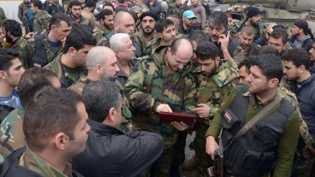 Photo of Syria army determined to eliminate US, israel Turkey, Qatar, KSA backed terrorists