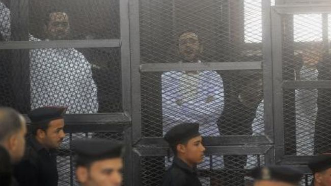Photo of Egypt interim president rejects calls to pardon activists