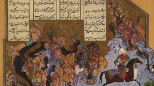 360289_The Shahnameh of Shah Tahmasp-Iran-unveil