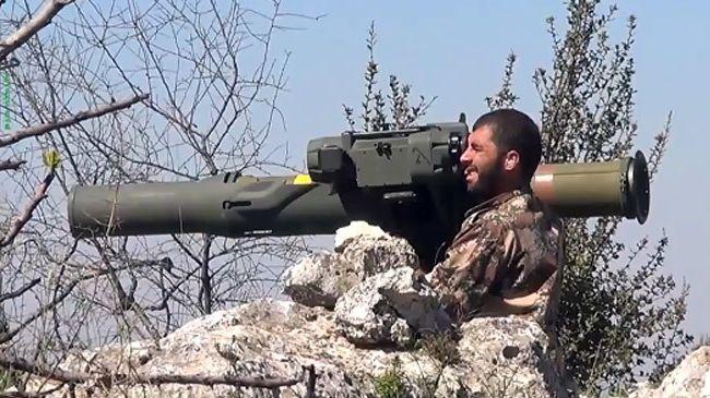Photo of Turkey gave Syria militants anti-tank missiles