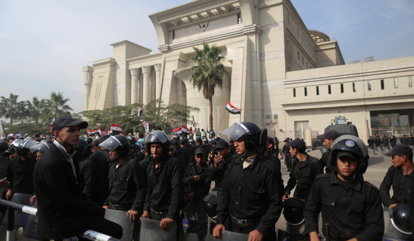 Photo of Egypt gives mass death sentences to political dissent