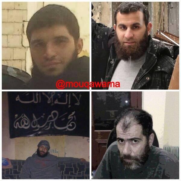 4 main FSA commanders killed in Jourat al-Shayyah, Homs, today