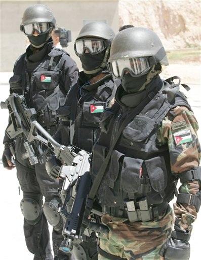 499 Jordanian Gendarmes Deployed in Bahrain, Get Salaries