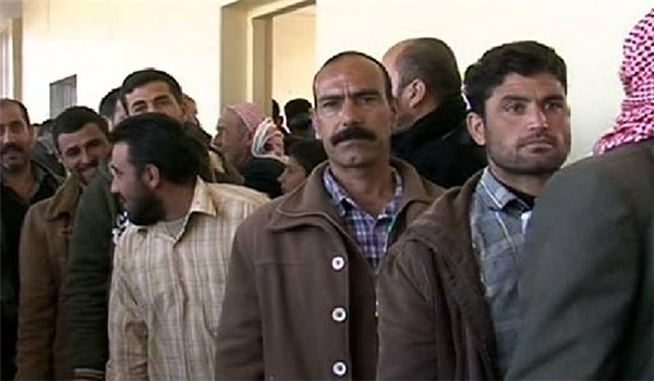 Photo of 51 Terrorists Turn Themselves in to Authorities in Homs, Quneitra