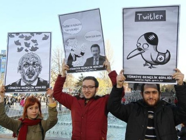 Photo of Turkey's top court orders Twitter ban lifted