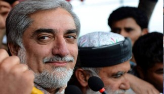 Abdullah leads Afghan elections with 49.75% of votes counted