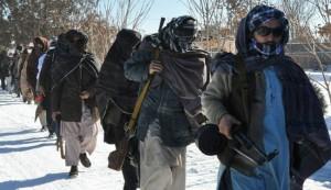 Afghan's top Taliban commander steps down