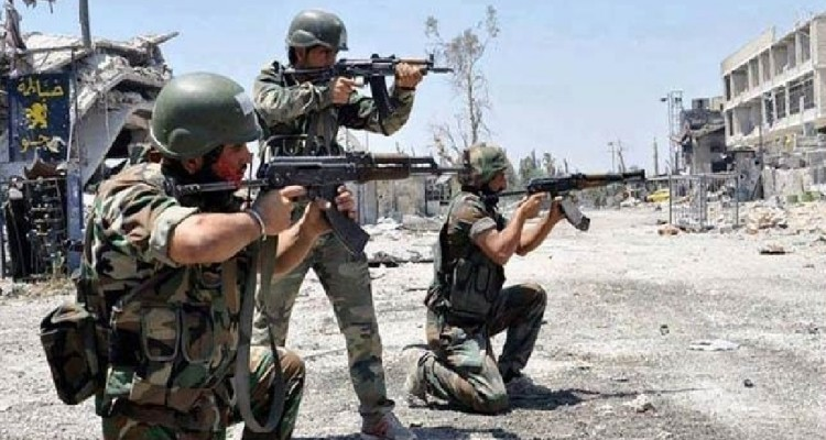 Army's counterterrorism operations continue in all Syrian provinces