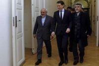 Austrian FM arrives in Tehran