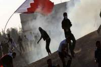 Bahraini forces attack protesters