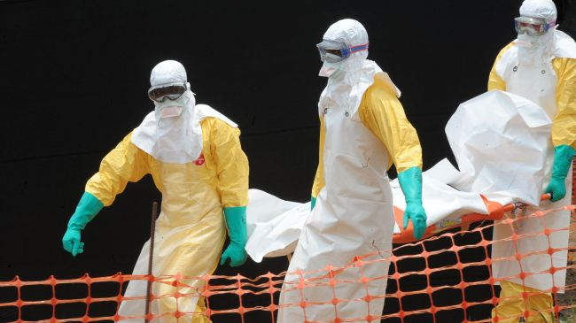 Death toll from Ebola virus tops 83 in Guinea