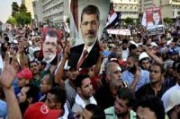 Egyptian court jails 13 supporters of Morsi
